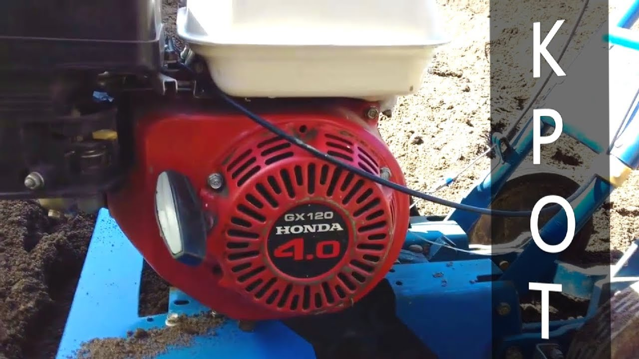 культиватор крот двигатель honda