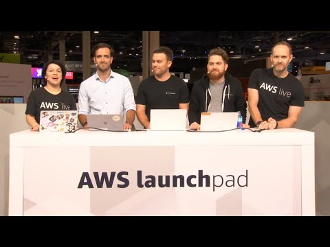 AWS re:Invent 2019 Launchpad | AWS Data Exchange