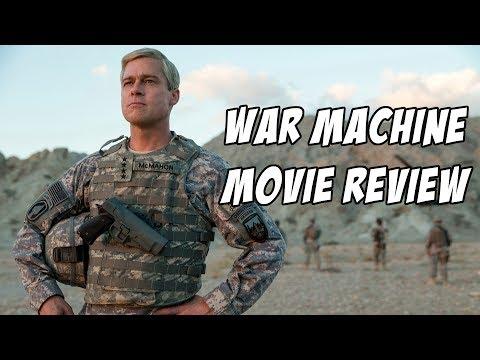 War Machine Movie Review A Netflix Original