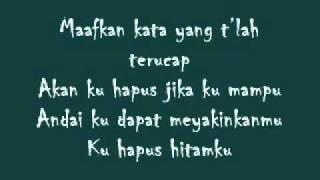 Hitamku Andra and The Backbone MP3
