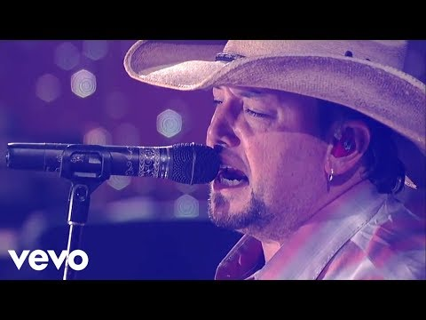 Jason Aldean - Hick Town (Live On Letterman)
