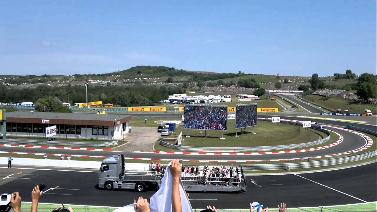 F1 Hungaroring