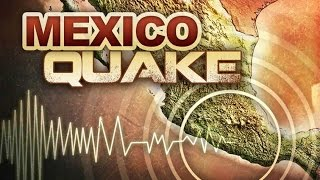 EARTHQUAKE 6.9 Mexico - Jan 21st.