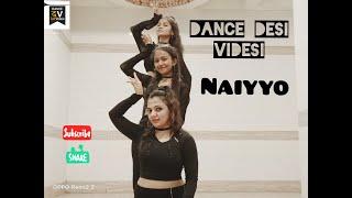 Gambar cover #dramebaaz #Naiyyo #AKASAxRaftaar NAIYYO - Karishma Choreography   AKASA x Raftaar   Latest Hit 2020