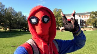 Making a Spider-Man Homemade Costume