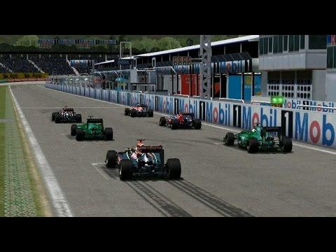 F1 2014 - Hockenheim Grand Prix