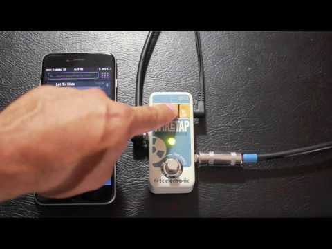 Wiretap Riff Recorder Demo by Ariel Garcia