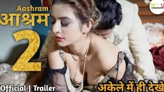 Aashram Chapter 2 - The Dark Side | Bobby Deol | Tridha Choudhary | MX Player Official Trailer