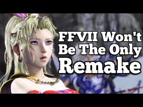 Square Enix Programmer/Director says fans will choose the next Final Fantasy Remake