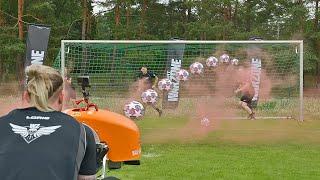 How good is LORIS KARIUS as a Football Player?