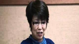 2011 平城西中GW同窓会 先生からのメッセージ