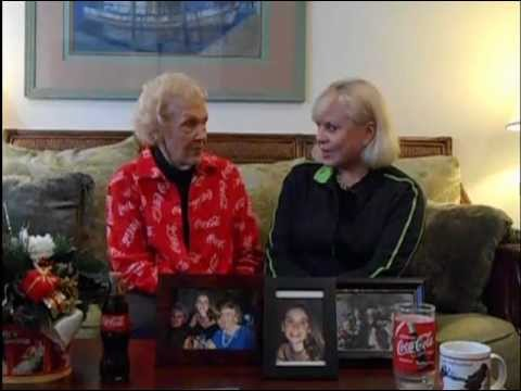 98-Year-Old Shares Story of Modeling for Coca-Cola in the
