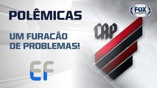 UM FURACÃO DE PROBLEMAS! A equipe do Expediente Futebol analisou as polêmicas de gigante brasileiro