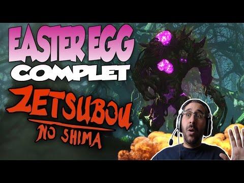 ZETSUBOU NO SHIMA EASTER EGG SECRET SOLO COMPLET | FACE LIVE GAMEPLAY FR