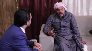 الحلبوسي يلتقي بالمواطن النجفي الذي تم تحريره من عصابات داعش في النخيب