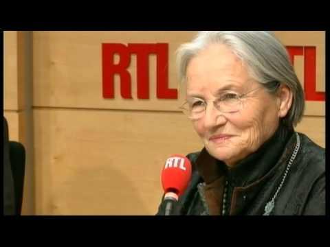 Danièle Mazet-Delpeuch, cuisinière de François Mitterrand : Il a passé un peu de son temps à av