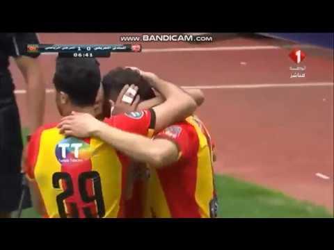 ملخص اهداف الترجي و الافريقي 1-2🔥الرابطة التونسية لكرة القدم🔥2018-02-18