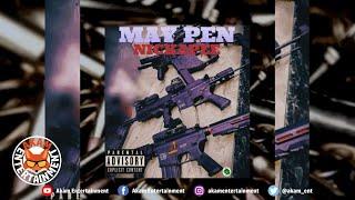 Nickapee - May Pen [Audio Visualizer]