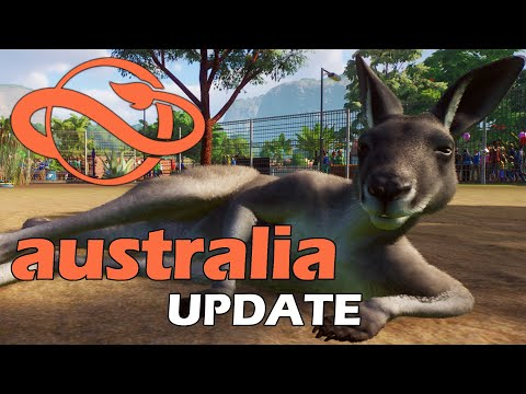Planet Zoo | Australia Pack Is Here! |