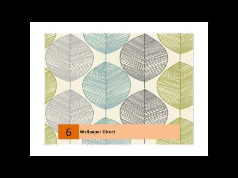 Wallpaper Collections, Modern Designer Wallpaper Direct