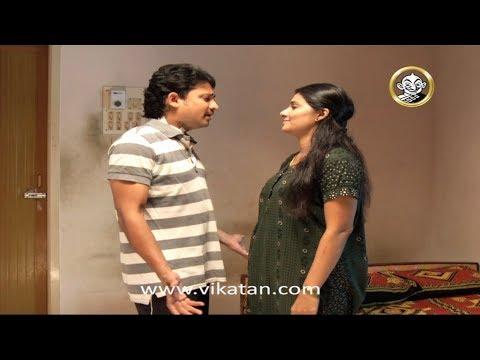 Tamil and Thulasi Romance at Home