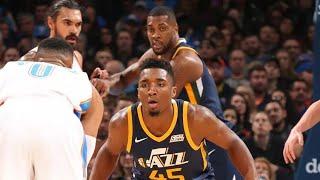 NBA PLAYOFFS PREVIEW: Jazz vs. Thunder & Rockets vs. Timberwolves!