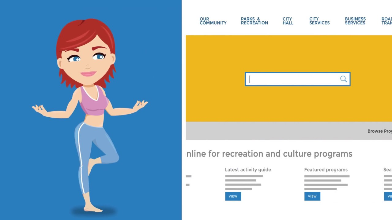 Recreation programs & registration | City of Kelowna