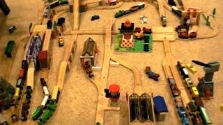 Thomas Wooden Railway Layout (#2)
