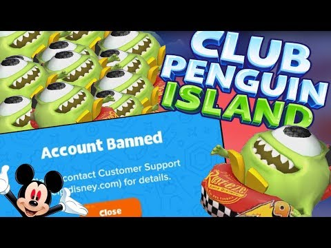 THE BEST CLUB PENGUIN ISLAND RAID EVER