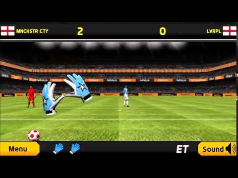 Goalkeeper Premier - YouTube