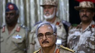 Al-Jazeera cherche à provoquer une guerre entre l'Algérie et Haftar