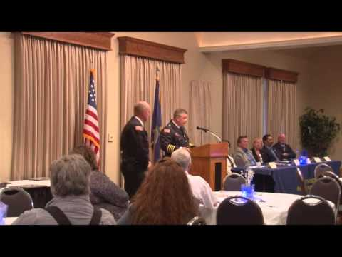 Leavenworth Police Awards 2015