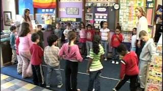 Sample Morning Meetings: Group Activity - Toe-to-Toe