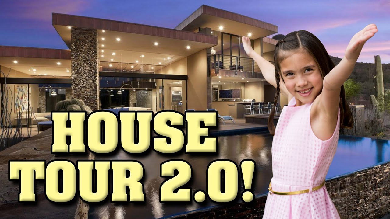 House tour 2 0 evantubehd house 2 youtube for Video home tours