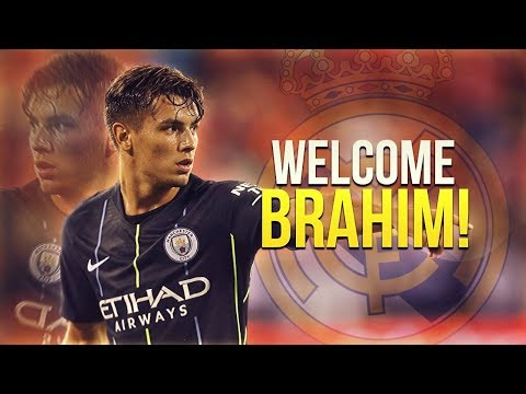 BRAHIM DIAZ | Welcome to Real Madrid 2019 - Skills & Goals HD