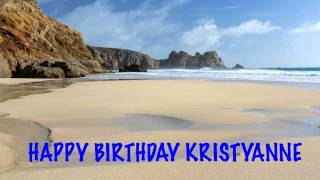 Kristyanne   Beaches Playas - Happy Birthday