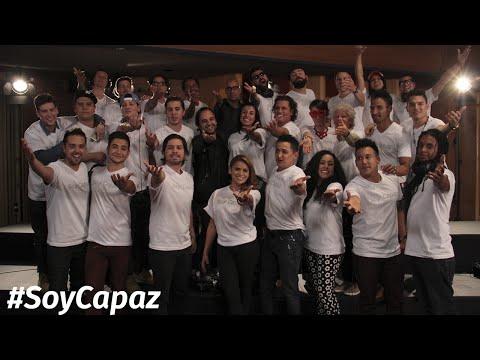 Un paso hacia la paz video oficial #SoyCapaz