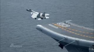 Tàu sân bay có giúp TQ ưu thế tuyệt đối không? (132)