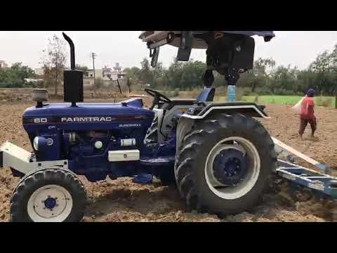 Farmtrac 60 t20 tractors zone