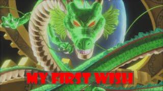 Dragon Ball Xenoverse: Making My First Wish