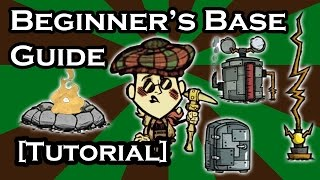 Скачать DON T STARVE GUIDE BASE GUIDE FOR BEGINNERS TUTORIAL