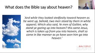 Heaven and Hell Explained