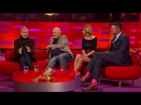 The Graham Norton Show S16E03 Taylor Swift, John Cleese Kevin Pieterson Neil Diamond