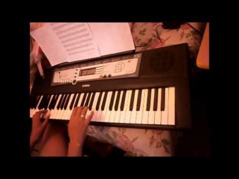DANZA KUDURO - Versión Teclado instrumental (Keyboard) Cover
