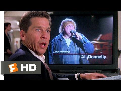 Black Sheep (6/10) Movie CLIP - Voting Kicks Ass (1996) HD