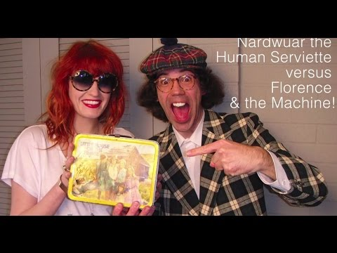 Nardwuar vs. Florence and the Machine