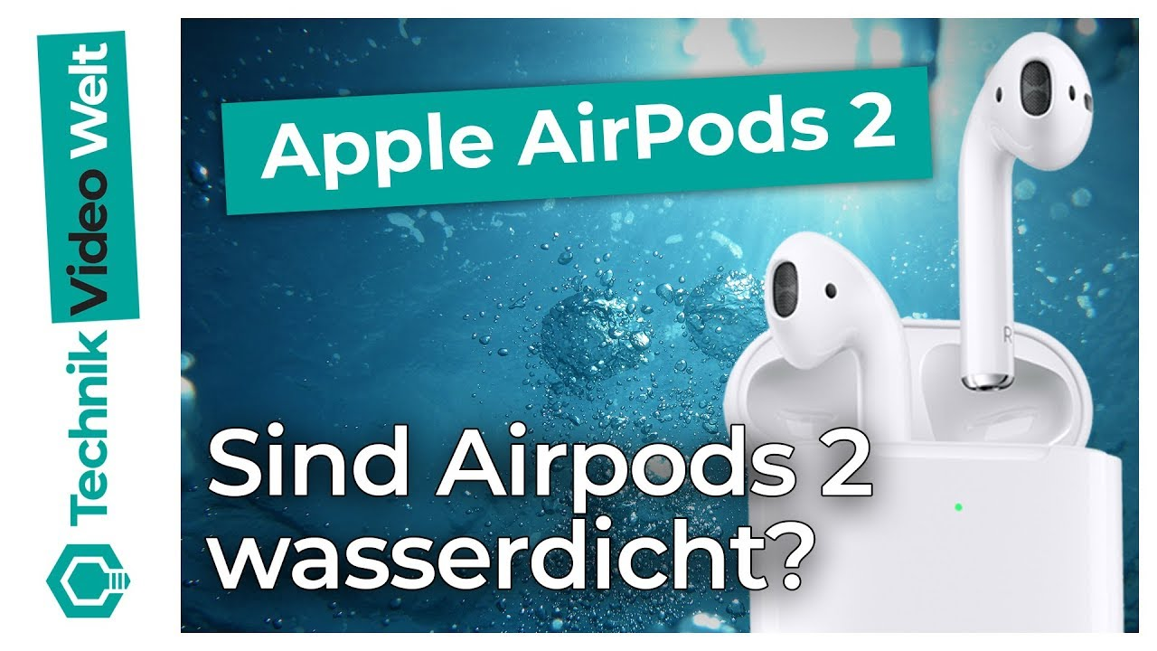 Airpods Wasserdicht