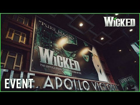 Wicked UK | Wicked UK & Ireland Tour Opening Night