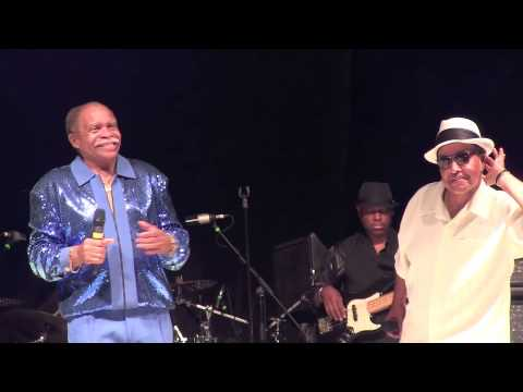 """Otis Clay & Johnny Rawls: """"Turn Back The Hands of Time, Toronto  2014"""