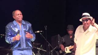 "Otis Clay & Johnny Rawls: ""Turn Back The Hands of Time, Toronto  2014"